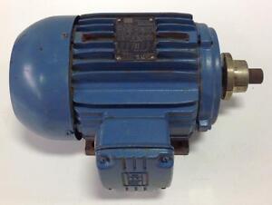 Weg w21 1155rpm 1 0hp encl f tefc severe duty ac motor for Weg severe duty motor