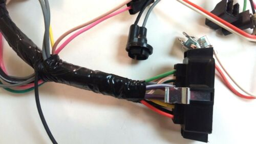 s l500 1969 camaro center console wiring harness automatic transmission  at mifinder.co