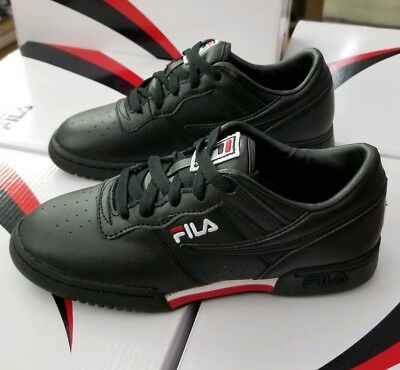 Fila Original Fitness Black//Red//White GS 3VF80105-970
