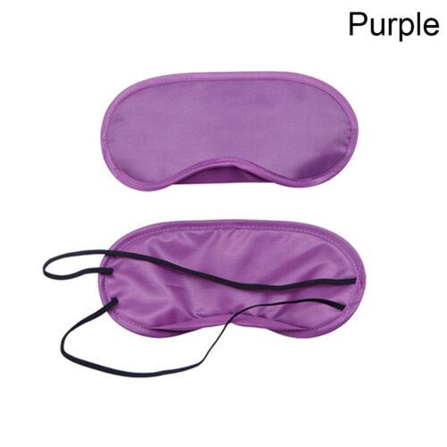 9 Couleurs Sleeping Aid Masques de Nuit pour les Yeux Ombre à l/'Oeil Confortable
