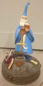 FIGURINE-MERLIN-L-039-ENCHANTEUR-1963-Creation-Disneyland-Paris