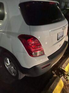 2013 Chevrolet Trax 1LT