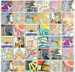 Détails sur Céramique Mosaïque Pop Crazy Multicolores Cuisine Douche Salle  de bains carrelage Miroir 14-1606_f 10 Tapis- afficher le titre d\'origine