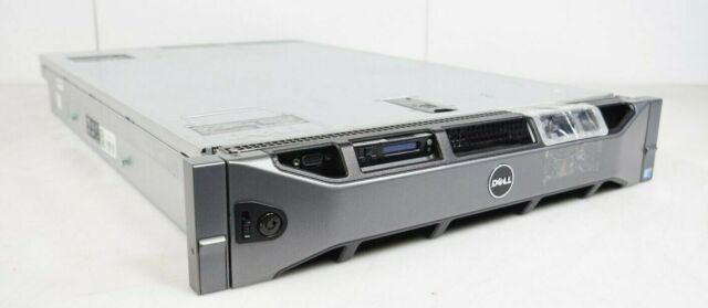 "Dell PowerEdge R710 2U 2x Intel X5570 2.93GHz 64GB PERC 6/i 6-Bay 3.5"" No HDD"
