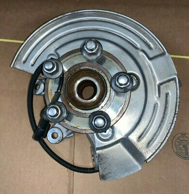 LINCOLN LS  LEFT REAR SPINDLE HUB 2003 2004 2005 2006