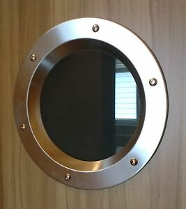 Ordinaire Image Is Loading BEAUTIFUL PORTHOLE VISION PANELS FOR DOORS SAFETY GLASS