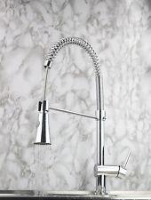Spedizione gratuita girevole e estraibile miscelatore rubinetto della cucina I42