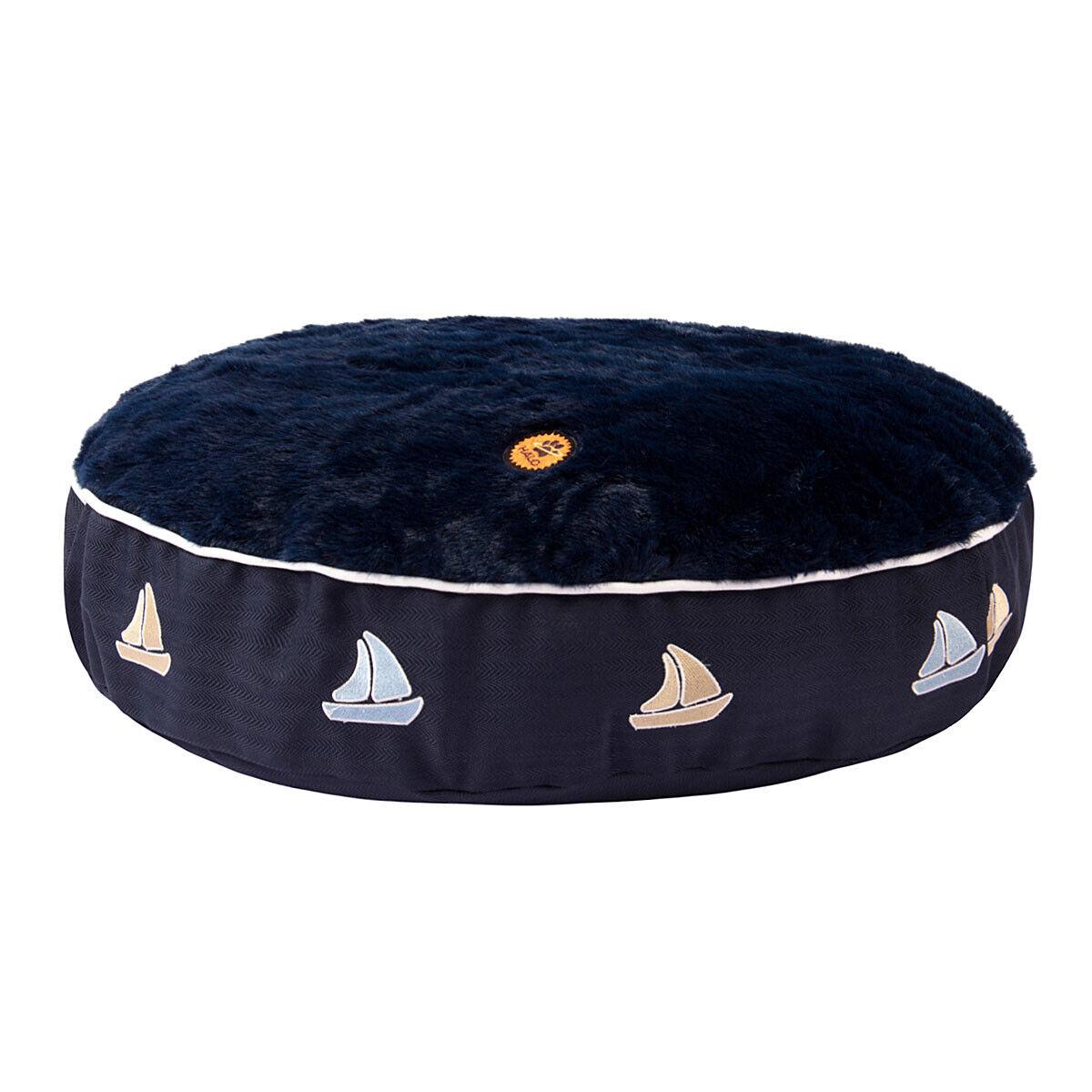 Halo Round Bon Voyage Dog Bed...