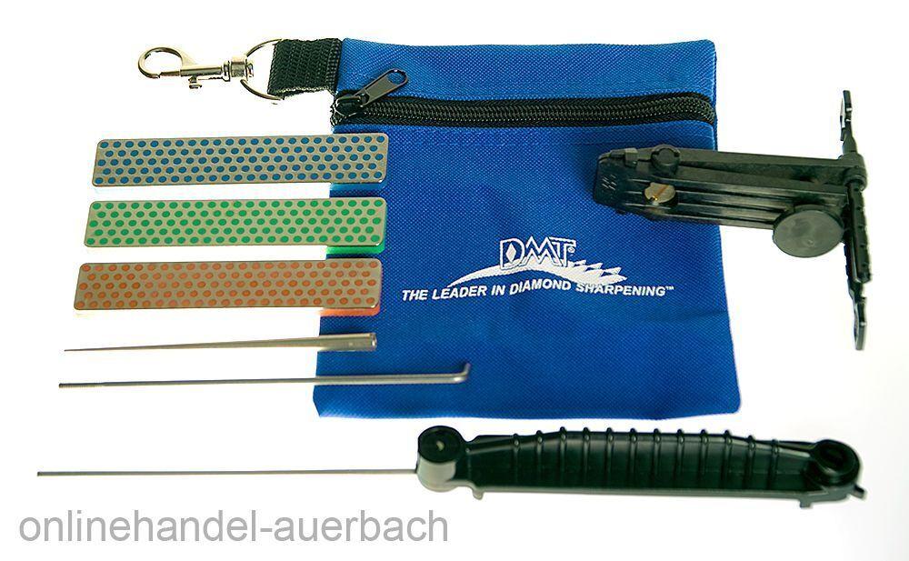 DMT Aligner Deluxe Kit Diamant Schleifset Schleifstein Messerschärfer  | 2019