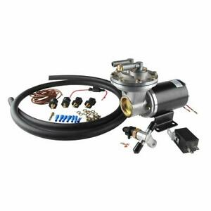 Image Is Loading New Electric Brake Vacuum Pump Kit For Booster