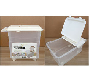 Rice Cereal Grain Storage Container Series 11kg 4kg Made in