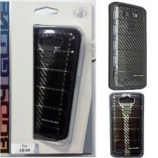 Body Glove LG G3 Rise Case Cover Black Carbon Fiber, 9437902