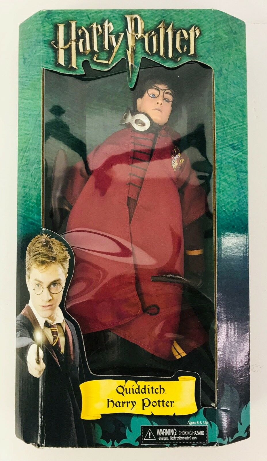 Harry Potter Limited Edition Quidditch Harry Potter Figure Numbered 2700