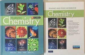 Pearson-Chemistry-Textbook-Workbook-Bundle-Curriculum-Homeschool-2012