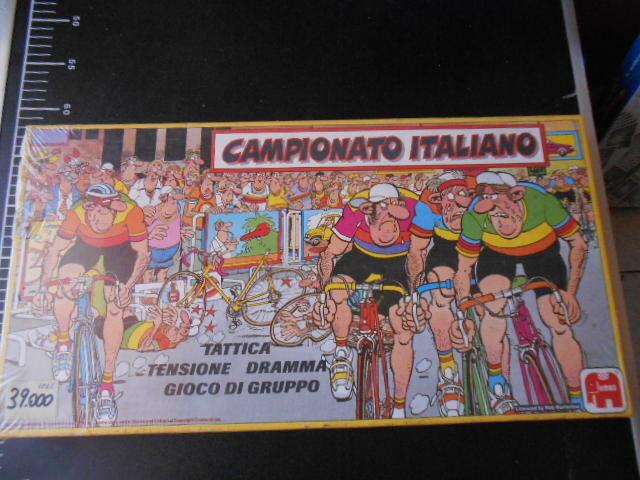 Board game Campionato  italiano Jumbo Raro SIGILLATO  pas cher en haute qualité