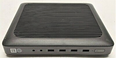 HP T620 Dual-Core AMD Gx217Ga @ 1.65GHz 4GB RAM Radeon HD 16GB SATA Flash Drive
