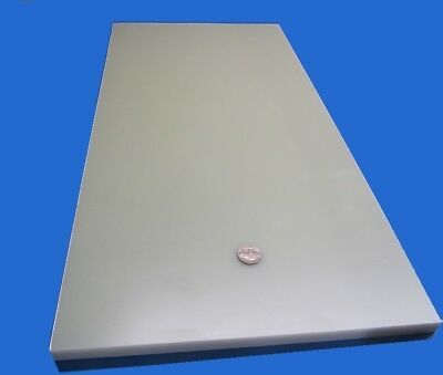 "Micarta Phenolic Sheet 1-1//2/"" x 11-5//8/"" x 13-5//8/"" Garolite"