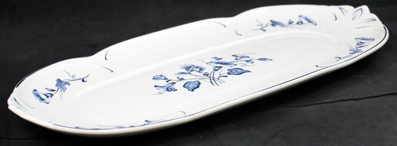 Villeroy & Boch Val blu Sandwich Vassoio Ottime Condizioni