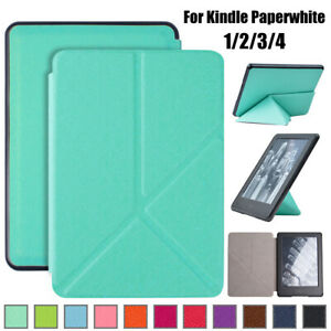 Case-Protective-Shell-PU-Leather-For-Amazon-2018-Kindle-Paperwhite-1-2-3-4