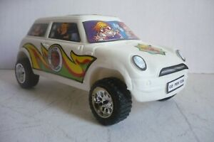 mexican mini cooper car blowed plastic toy car truck made in mexico ebay ebay