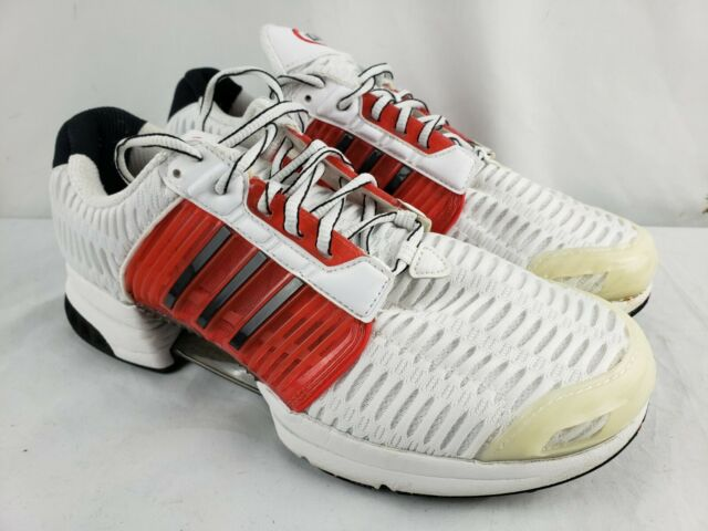 Size 9 - adidas Climacool 1 White Red