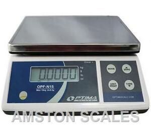 Details about 30,000 x 1 GRAM DIGITAL SCALE BALANCE 11 x 8 PLATFORM  PHARMACY BENCH QUALITY NEW