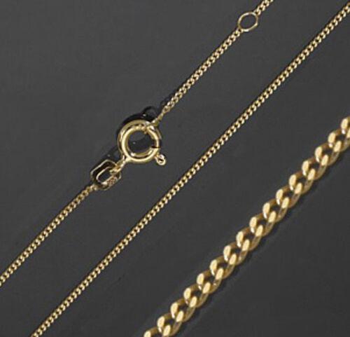 ★★★ Kette Gelbgold 333 Gold 40 45 Halskette Goldkette Damen Herren ECHT /& NEU ✔