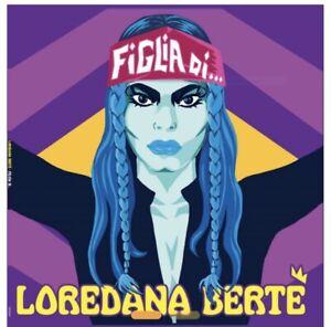 SOLD OUT!! LOREDANA BERTE' - Figlia Di... (Colorato Giallo)LP 1000 Copie!!!