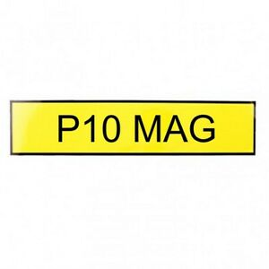 Private-Cherished-number-plate-P10-MAG-on-Retention-Certificate