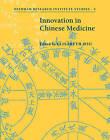 Innovation in Chinese Medicine by Cambridge University Press (Hardback, 2001)