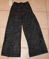 Lululemon Athletica Womens Size 2 Leopard Print Pocketed Pants