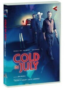 Cold In July - Freddo A Luglio DVD 863965EVDO EAGLE PICTURES