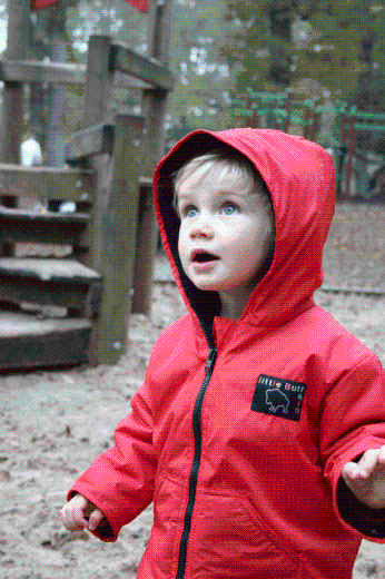 Little Buffalo Giacca Invernale (1 - 5 anni)