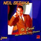 Oh Carol and All the Early Classics by Neil Sedaka (CD, Feb-2011, 2 Discs, Jasmine Records)
