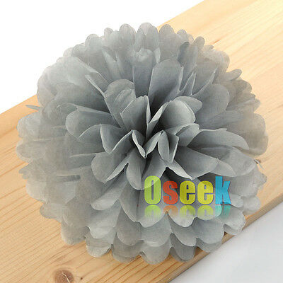 15cm 20cm 25cm 38cm Tissue Paper Pom Poms For Wedding Birthday Party Decorations