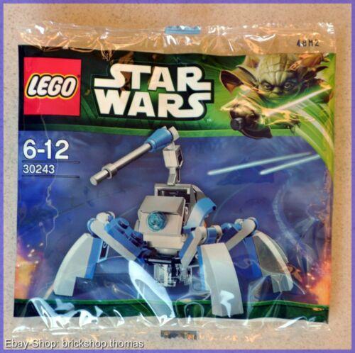 LEGO star wars 30243-umbaran MHC artillerie-Nouveauté 2013-polybag NEUF