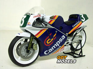 HONDA-NSR250-1-12-READY-BUILT-MOTORCYCLE-MODEL-SITO-PONS-1988