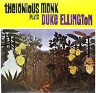 Plays Duke Ellington 0025218102414 by Thelonious Monk Vinyl Album