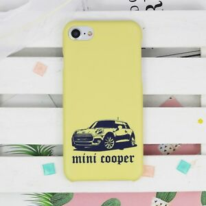 Mini-Cooper-phone-case-cover-for-iPhone-8-8-X-7-7-6S-Galaxy-S8-S7-edge-Note-8