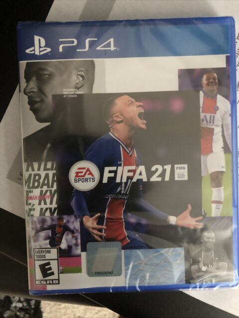 FIFA 21 -- Standard Edition (Sony PlayStation 5, 2020) for ...