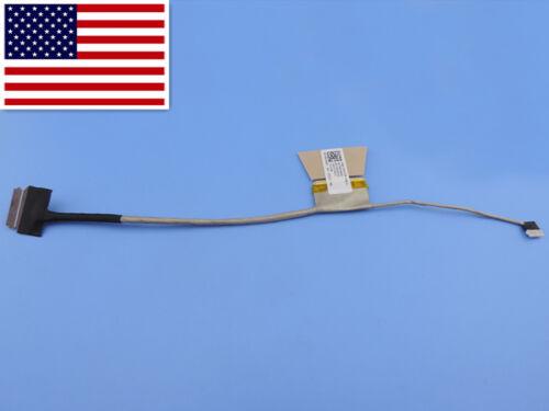 Original LCD Video Display Screen Flex Cable for HP ENVY 17T-U100 17-U UHD 40pin