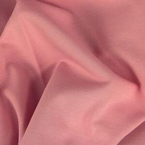 Jersey-sommersweat-rose-tissu-en-coton-50x150