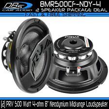 PRV Audio RK8MR500-NDY-4 Recone Kit for 8MR500-NDY-4