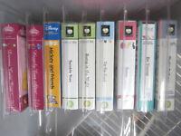 Cricut Cartridge - You Choose - Creative Memories Provo Disney Font Wedding Nip