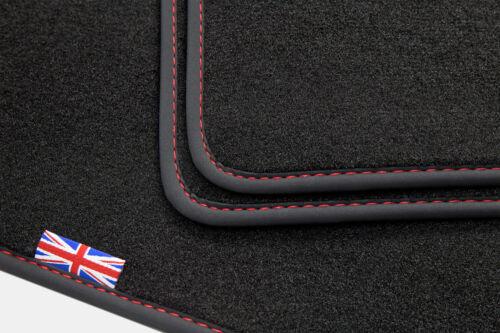 Bj Exclusive Union Jack Fußmatten für Jaguar XJ X350 2003-2009