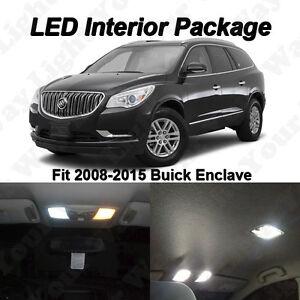 buick enclave interior lights. image is loading 12xxenonwhitesmdledinteriorlights buick enclave interior lights
