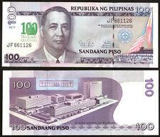 PHILIPPINES 100  PISOS  2011 P 212A COMMEMORATIVE De la Salle  Uncirculated