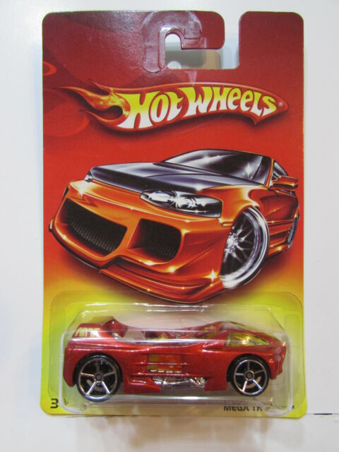 Hot Wheels Walmart Mega Propulsión