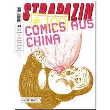 Strapazin 100 COMIC Zeitschrift UNDERGROUND KUNST COMICS aus CHINA 2012