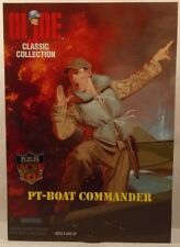"G.I. Joe Classic Collection - 12"" WWII World War 2 PT-Boat Commander (MISB)"